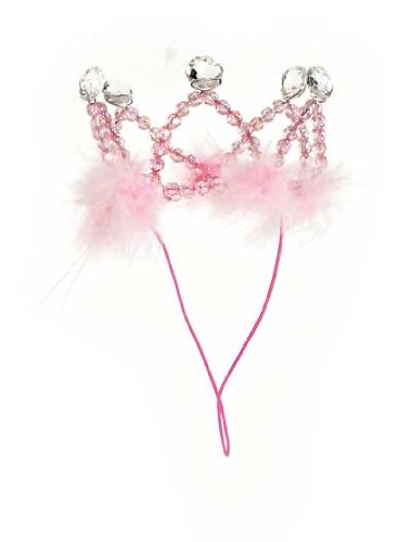 Creative Education of Canada Jewel Crown, Pink