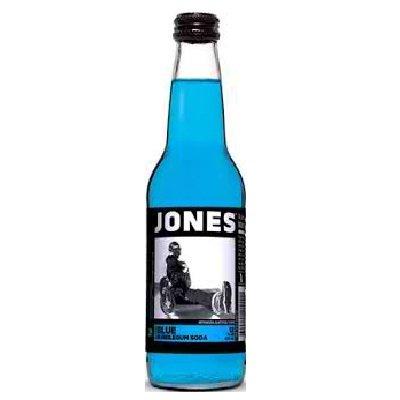 Jones Soda Co Blu Bubblegum 12x 12OZ (Bubblegum Jones Soda compare prices)