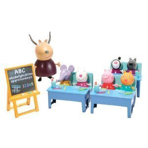 Peppa Pig Classroom Playset Toy [Toys & Games] Holiday Toy
