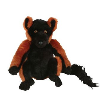 Adventure Planet Plush - RED RUFFED LEMUR ( 8 inch )