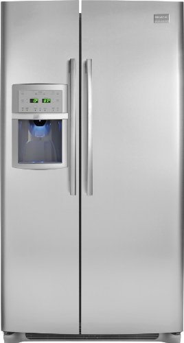 FRIGIDAIRE 23 Cu. Ft. Counter Depth Refrigerator - Pro Series - FPHC2398LF