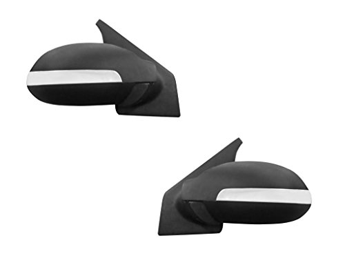 Speedwav Car Manual Side Rear View Mirror Assembly SET OF 2-Tata Indigo CS