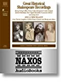 Great Historical Shakespeare Recordings (Audiofy Digital Audiobook Chips)