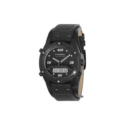 Amazon.com: Fossil Men's Blue watch #BQ9297