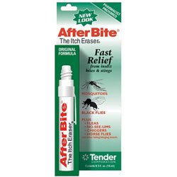 Tender Corporation .5oz After Bite Relief Insect Repellent (6 Pack) by Tender