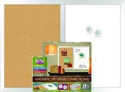 12PK BOAR 15092UAT12 Magnet Combo Board 17x23