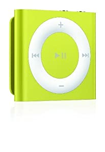 Apple iPod shuffle 2GB - Yellow (Latest Model - Launched Sept 2012)