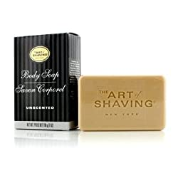 The Art Of Shaving Body Soap - Unscented- 198g/7oz