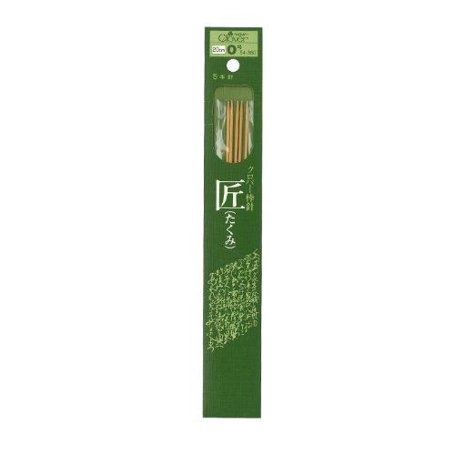 Clover Clover Needle Takumi five-needle  / 0 issue (japan import)