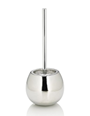 Shiny Orbit Toilet Brush Holder