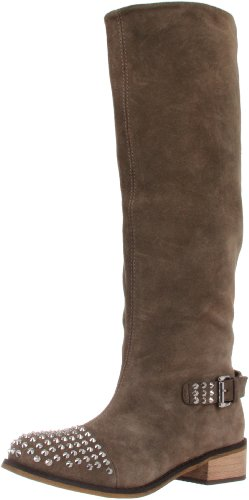Kelsi Dagger Women'S Rover Knee-High Boot, Taupe, 8 M Us
