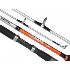 Shimano Cruzar 2902 Orange Rod