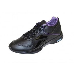 Reebok EASYTONE REEWONDER Negro Púrpura Mujer Zapatillas Fitness
