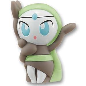 Amazon Com Pokemon Kids Bw Black White Kyurem Ed Finger Puppet Figure Meloetta Aria Form