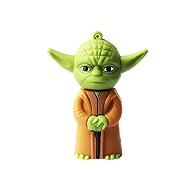 Quace 16GB Star Wars Master Yoda USB Pen Drive