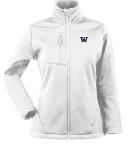 NCAA Washington Huskies Traverse Jacket Ladies by Antigua
