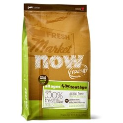 NOW! FRESH Grain-Free Small Breed Dry Dog Food (12 lb. - New Image)