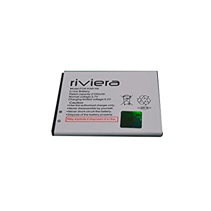 Riviera 2100mAh Battery (For Karbonn S9)