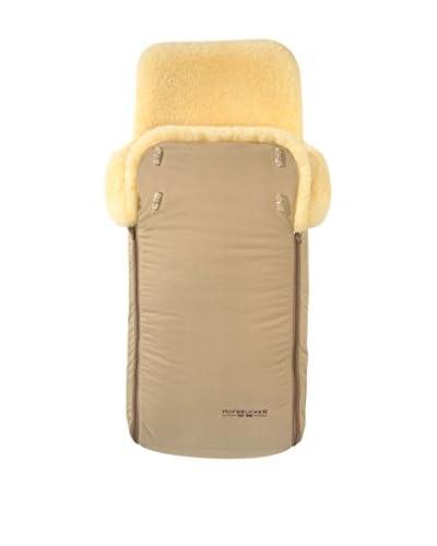 Hofbrucker seit 1948 Saco portabebés (piel de cordero) Luxus Beige