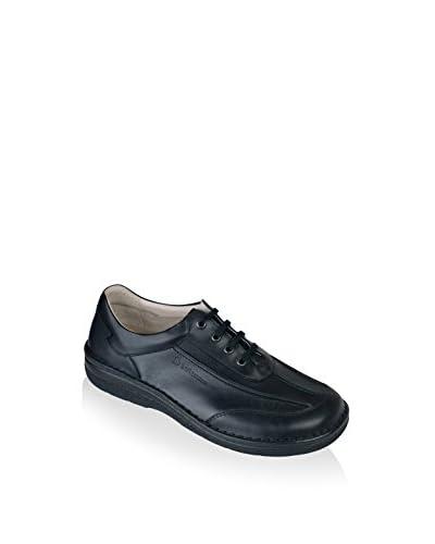 Berkemann Zapatos Lukas Negro