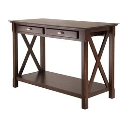 Cheap Winsome Wood 40544 Xola Console Table with 2 Drawers (B004VYPBIM)