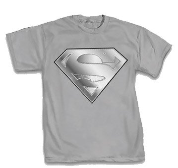 STEEL II SYMBOL Superman T-Shirt Discount