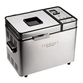 Cuisinart BMKR-200PC 2-Pound Bread Maker