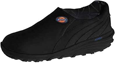 Buy Dickies Intense Ladies Slip On Wide or Regular Width Nursing Shoe (RUNS SMALL) by Dickies