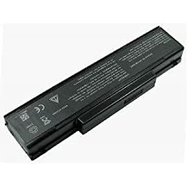 Laptop Battery 6-cell compatible with ASUS ADVENT 7093 BenQ : JoyBook R55 Serie COMPAL: GL30 GL31 HASEE W750T MAXDATA