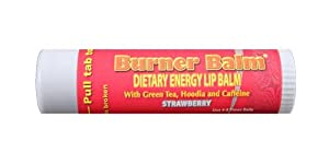 Strawberry Burner Balm Lip Balm