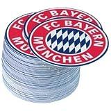 FC Bayern Bierdeckel 50 Stk. - Fanartikel