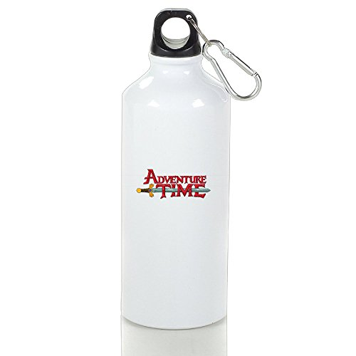 Adventure Time Logo Aluminum Vacuum Insulated Sports Water Bottle White 600ml (Hofmann Hot Dogs compare prices)
