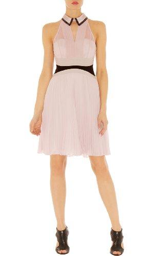 Strict Pleat Dress
