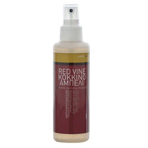 Korres Pflege Sonnenpflege Red Vine - Sonnenschutz 150 ml