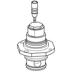 UR-MV-Kart Magnetventil, Ers, 6 V für 505 42791000