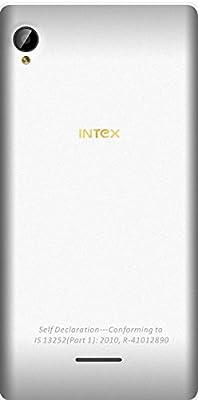 Intex Aqua Power HD (Silver-Black)