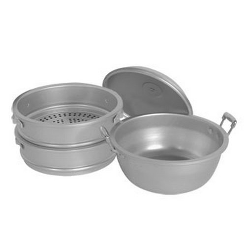 Thunder Group ALST003 Steamer Set, 11-1/2 by 14-1/2 by 1/16-Inch