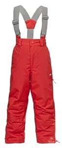 Trespass Kids Nando Ski Pant - Tangerine, 2-3 Years