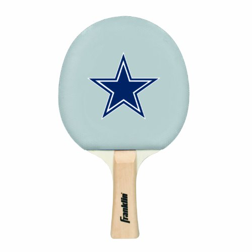 NFL Dallas Cowboys Table Tennis Paddle at Amazon.com