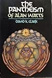 The pantheism of Alan Watts (087784724X) by Clark, David K