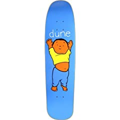 Buy World Industries Dune Baby Standing Cruiser Deck 8.25x32 Skateboard Decks by World Industries Skateboards