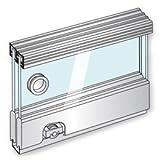 Henderson Z18 Zenith 2 door sliding glass door kit, 1.8m