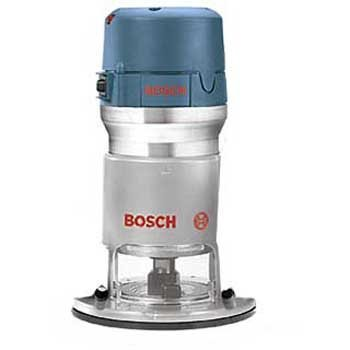 Bosch 16186 2.25 Horsepower Electronic Variable Speed Router Motor With Short Cord