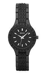 DKNY Glitz Black Dial Women's Watch #NY8302
