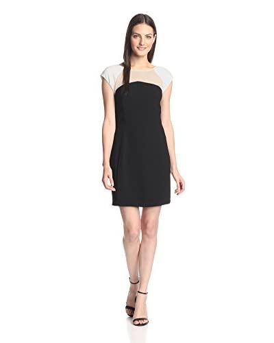 Fable Women's Colorblock Sheath Dress
