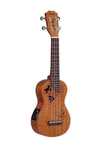 Kahuna Pearl Mahogany Acoustic/Electric Ukulele