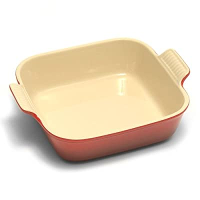 Le Creuset Heritage 9 Inch Square Stoneware Dishes