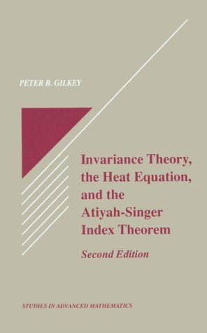 Invariance Theory, the Heat Equation and the Atiyah-Singer Index Theorem
