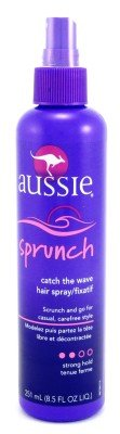 Aussie Sprunch Catch the Wave Hairspray 8.5 oz. Pump Strong