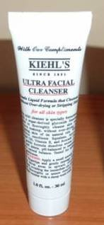 Kiehl's discount duty free Kiehl's Ultra Facial Cleanser 1 oz Tube